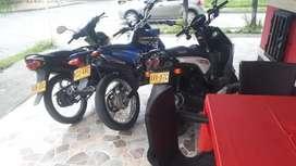 Se vende moto en buen estado enduro