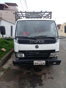 Vendo camión Cronos modelo 2012