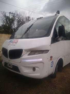 Minibús Agrale