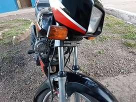 Yamaha RXZ 135 2T