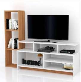 Rack de TV Fresno - Calidad Premium - WUP! Deco