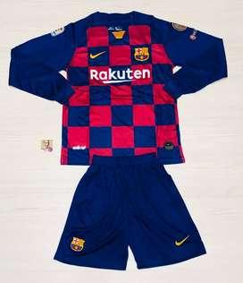 Uniforme del futbol Barcelona