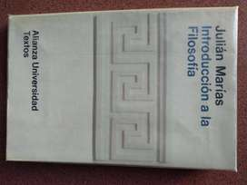 Introducción a la filosofía - Julian Marias