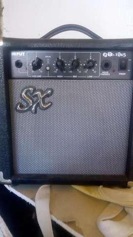 Amplificador Sx