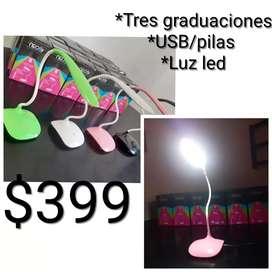 LÁMPARA LED FLEXIBLE
