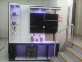 Mueble de TV centro de entretenimiento