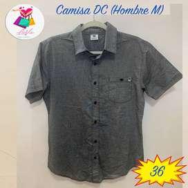 Camisa DC Talla M