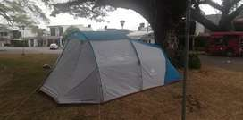 Carpa tipo Camping impermeable