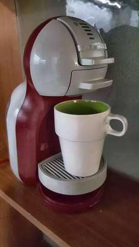 Vendo cafetera Nescafe