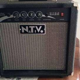Amplificador Nativo para bajo 22 W