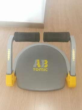 Abtomic - máquina abdominales