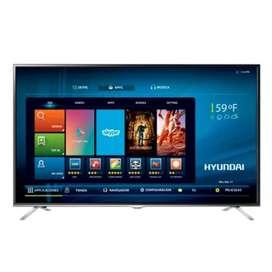 Tv Hyundai 43,smart,uhd,android 6.0 Wifi segunda mano  Perú