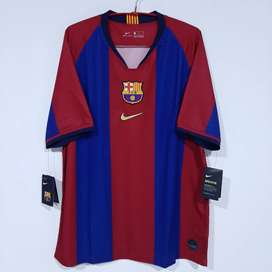 Camiseta Nike Barcelona 1998
