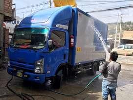 Vendo camion en perfecto estado , furgon de 4 tonelafas