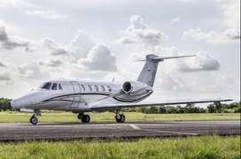 avión corporativa del avión de pasajeros, exclusivo