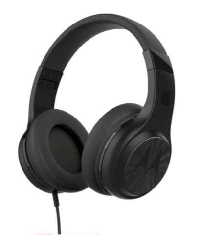 Diadema Audifono Control Volumen Control Microfono Ajustable 0