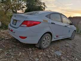 Hyundai accent 2020 en buen estado