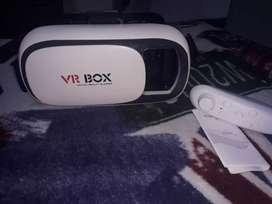 Se venden gafas de realidad virtual, itactas
