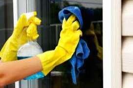 se solicita personal de limpieza