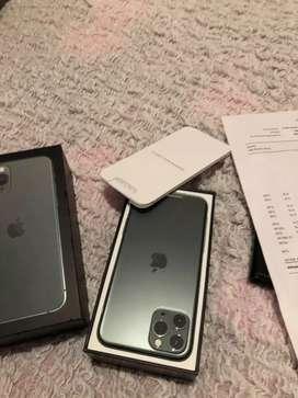 Venta de iphone 11pro nuevo