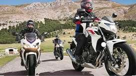 Se requiere mecánico de motos con suma urgencia