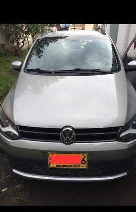 Volkswagen Cross Fox 2015