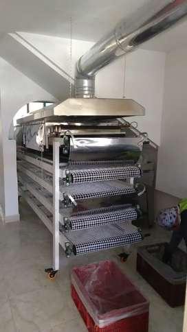 Máquinas para arepas