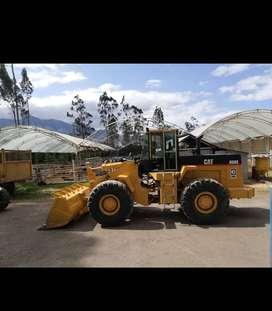 Vendo cargadora caterpillar 950E