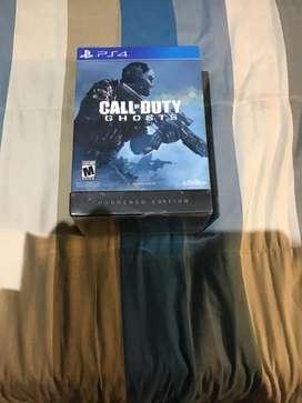 Juego de Call Of Duty Ghosts para Ps4