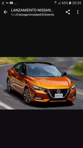 Nissan sentra exclusive cvt 0 km