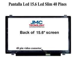 Pantalla Laptop 15,6 Led Slim 40 Pines