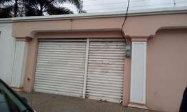 Local Comercial Alquiler 60m2 en Portoviejo