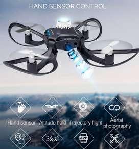Drone Volcano W606-16 (Manejo De Drone Con Guante)