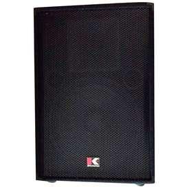 "Cabina Kohlt KAS2252 Music Box Colombia Altavoz 2X15"""