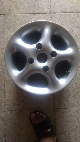 4 aros 13 radiales para Chevrolet