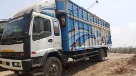 Se vende camión Izusu FVR Año: 2013 (precio en dolares negociable)