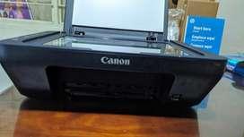 Se Vende Impresora Canon