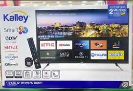 "Tv Kalley Smart 32"" Envío Gratis"