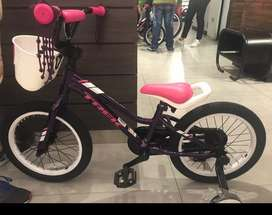 """Venta bicicleta Trek Precaliber aro 16"""" para niña"""