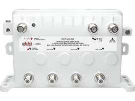 PCT-VC-5P, PCT-VC-9P, PCT-VC-5U AND PCT-VC-9U AMPLIFIERS AMPLIFICADOR TV 4 VIAS COMPATIBLE CLARO ETB MOVISTAR TIGO