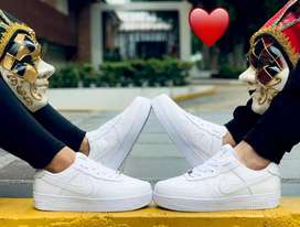 Hermosos tenis nike for one