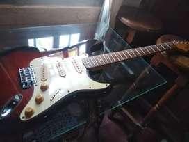 Guitarra electrica TEXA
