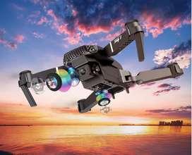Drones Nuevos Modelo E88 Tipo Mavic Avion