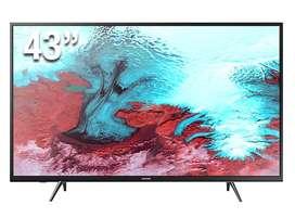 "Televisor Samsung Smart Tv FHD 43"" 43J5202 Electrodomesticos Jared"