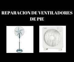 Reparación de ventiladores 0