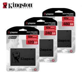 """SSD KINGSTON 120 GB 2,5"""" 6GB/S"""