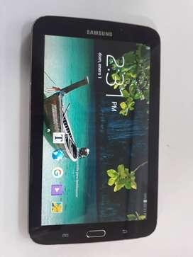 Tablet Samsung Galaxy Tab 3 7.0 pulgadas. Usada en excelente estado
