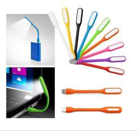 Lampara Led Usb Flexible  Computador