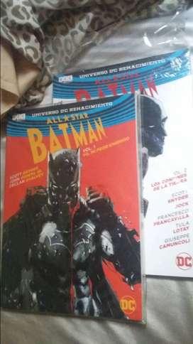 Comics y tomos Dc