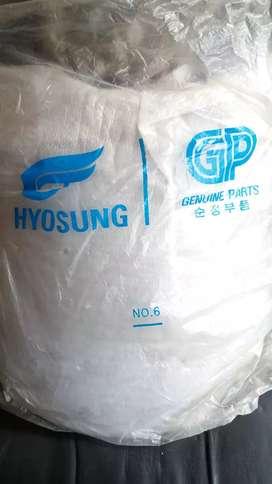 Visor Hyosung 650 original